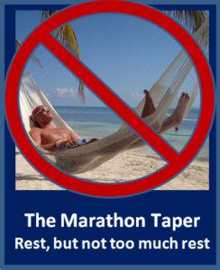 Marathon Taper